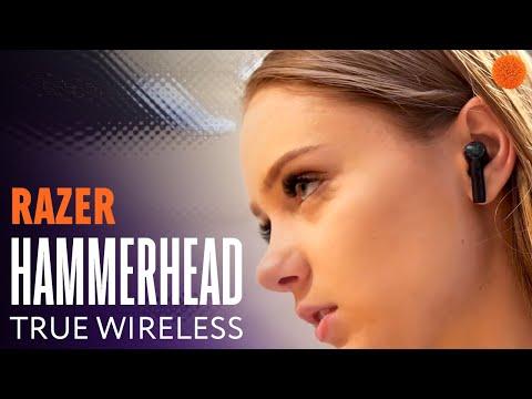 БЕСПРОВОДНЫЕ ЗАТЫЧКИ ДЛЯ ГЕЙМЕРОВ: Razer Hammerhead True Wireless