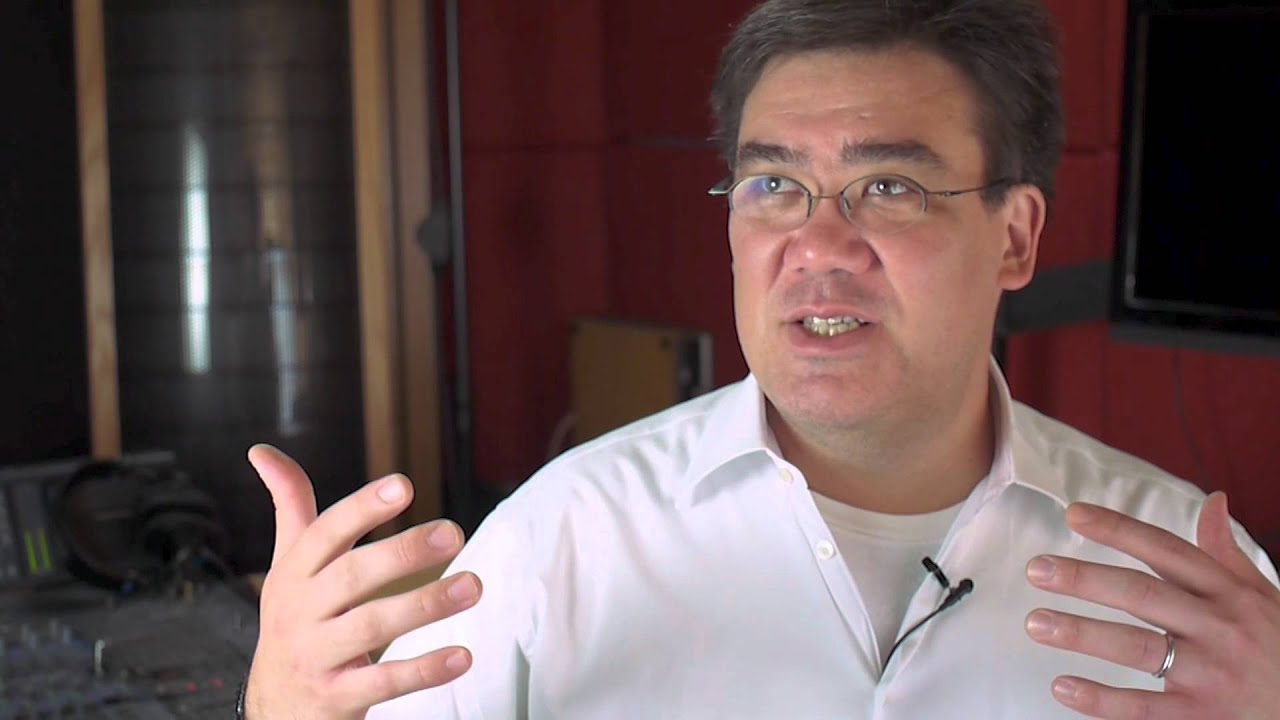 Alan Gilbert on why he loves Nielsen