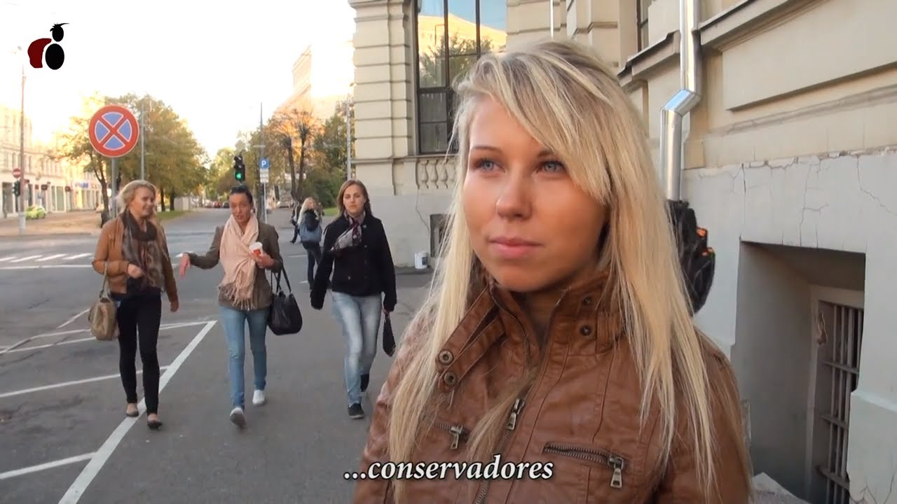 Youtube Latvian Women 28