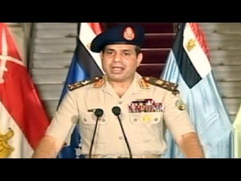 Egypt armed forces chief Abdul Fattah al-Sisi - a man of destiny