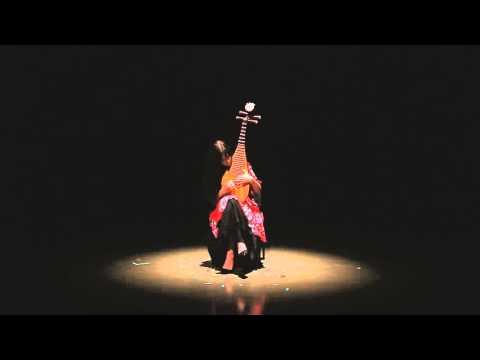 Luk Wai Chun - Jazz Pipa (2015) - IcM Day 3 - 2