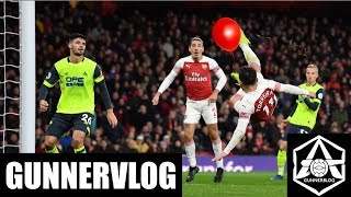On the Whistle: Arsenal 1-0 Huddersfield -
