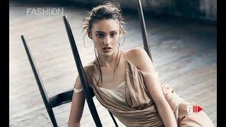 ALEYNA FITZGERALD Model Spring 2020 - Fashion Channel