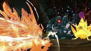 Download Video Naruto & Killer Bee Jinchuuriki vs Night Guy - Naruto Ultimate Ninja Storm 4 Road to Boruto MP3 3GP MP4