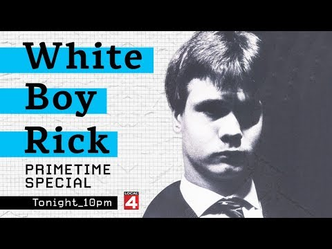 White Boy Rick Primetime Special - WDIV Local 4, Detroit (2018)