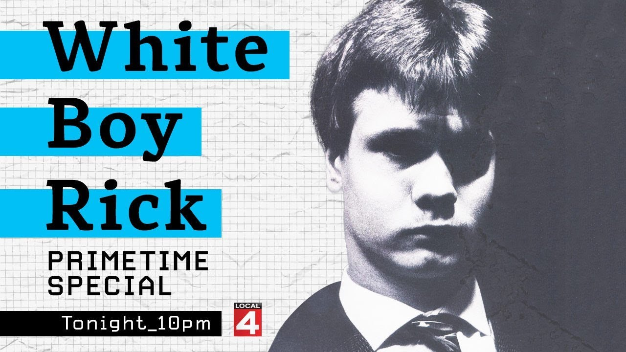 White Boy Rick Primetime Special - WDIV Local 4, Detroit (Fuck This RAT!!!)