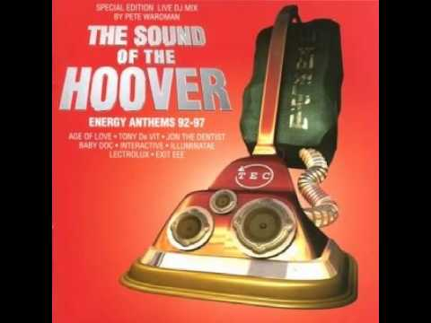 The Sound of the Hoover Energy Anthems 92-97