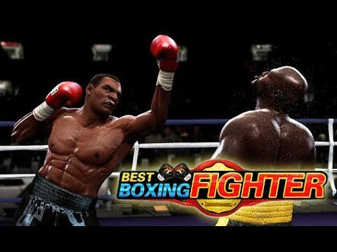 TOP 4 BOXING GAMES FOR ANDROID & IOS 2018