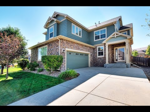 Home For Sale In Aurora Colorado At Sorrel Ranch - Just Listed!