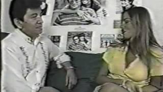 Selena - Sofia Vergara Interviews Ramon Hernandez (Rare)