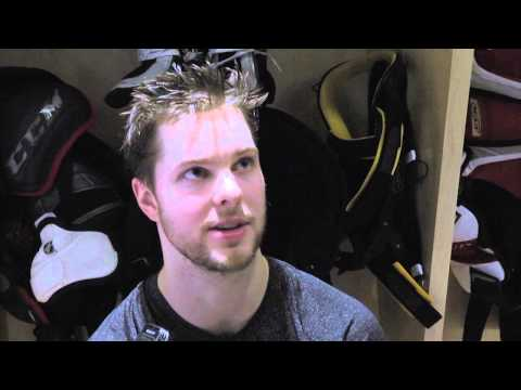 01/17/15 Post Game Interview: Andrew Gordon