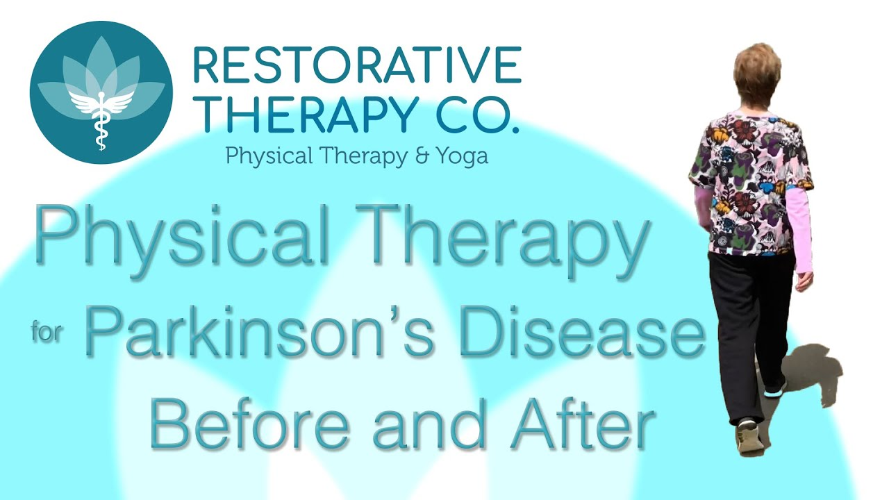 Physical Therapy for Parkinson's Disease!