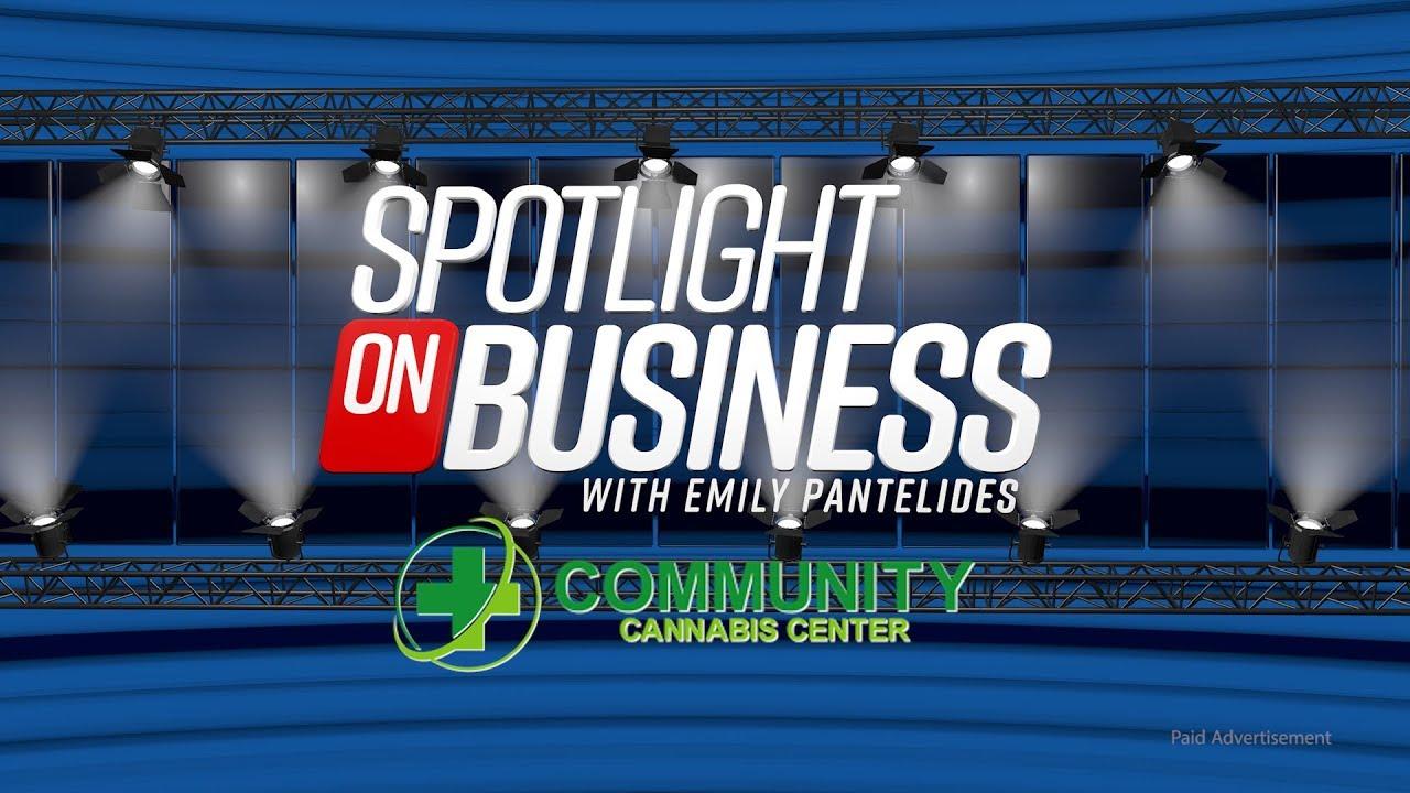 WPEC Spotlight on Business Community Cannabis Center