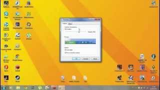 Como deixar a barra de tarefas do Windows 7/Windows XP transparente