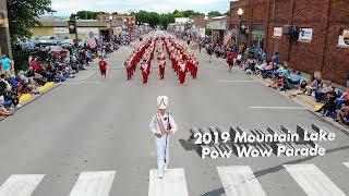 2019 Mountain Lake Pow Wow Parade