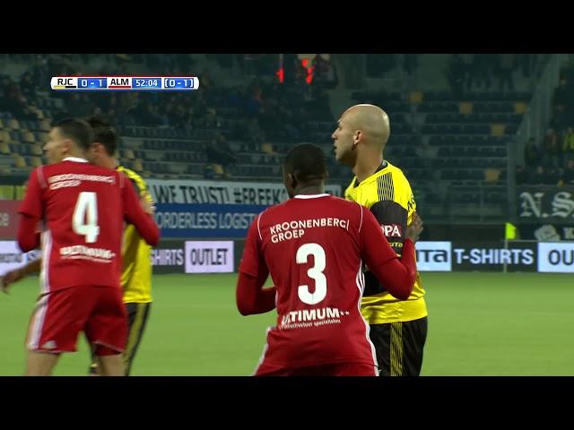 Samenvatting: Roda JC - Almere City FC (1-2)