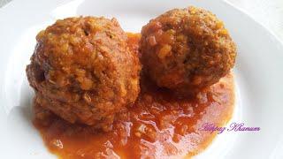 Koofte -  Persian Meatballs Recipe
