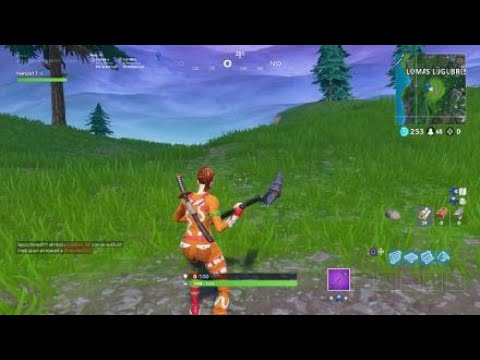 Ubicacion De Fuegos Artificiales Fortnite Youtube