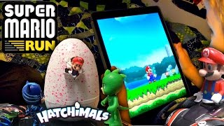 PJ Masks Mario Run Glitch Games