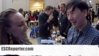 Charlotte Perrelli - Mitt liv - Melodifestivalen 2017 Press Conference Interview