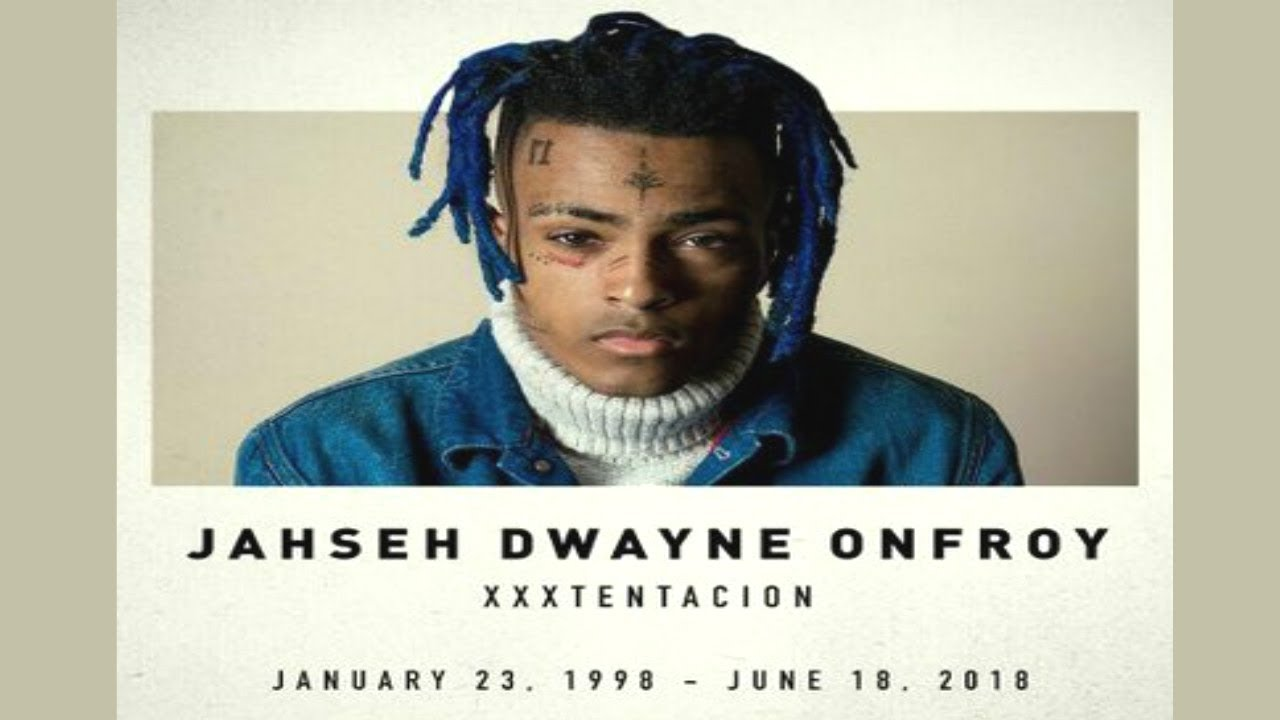 XXXTENTACION... FOREVER IN OUR HEARTS
