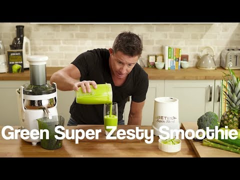 Eco-friendly Super Smoothie
