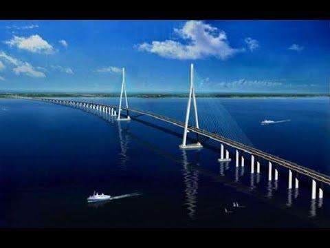 Second Penang Bridge Malaysia The Longest bridge in Southeast Asia
