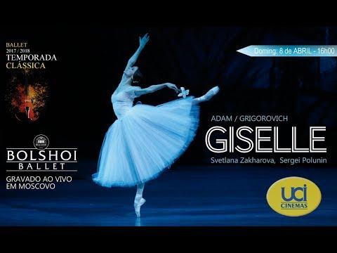 Giselle - Ballet Bolshoi - Trailer Oficial UCI Cinemas