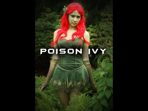 Poison Ivy Batman Costume for 2016