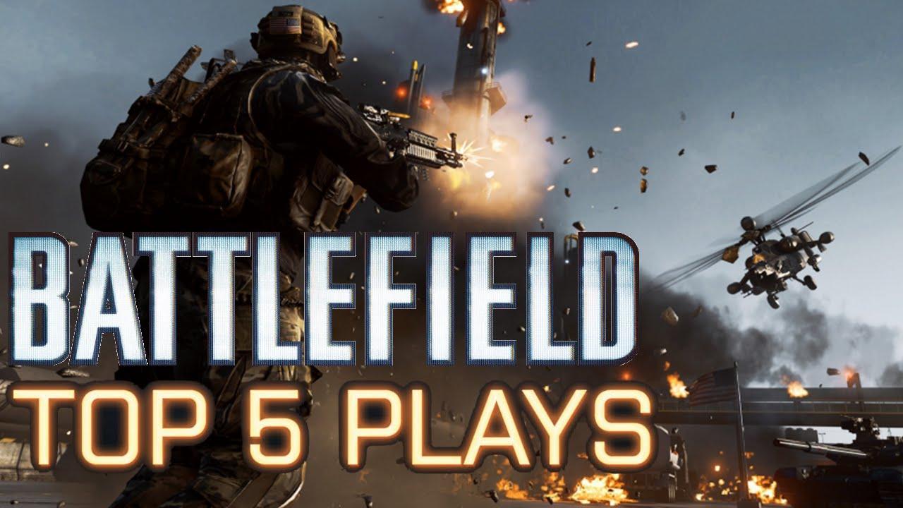 Download Battlefield Top 5 Plays #10 (Best Only In Battlefield Moments)