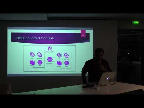 Microservices Meetup Munich - Event-Driven in a Functional Language - Nikhil Barthwal (2017-11-02)