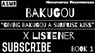 "(Bakugou X Listener) ||| ANIME ASMR ||| ""Giving Bakugou A Su…"