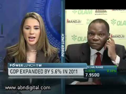 Gabon's Economic Review and Preview with Hamidou Okaba