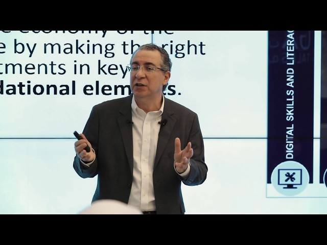Shaping data-driven government - By Dr. Zaki Khoury, GXTalks Full Session