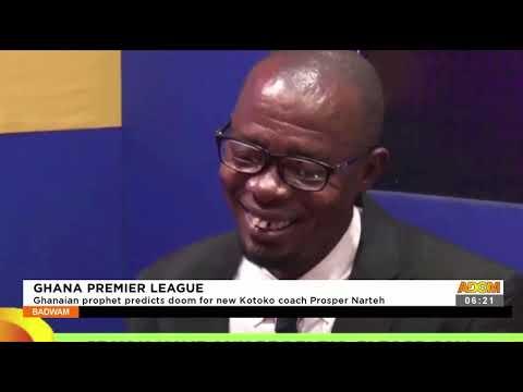 Badwam Sports on Adom TV (21-9-21)