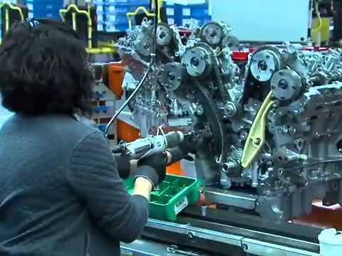 Ford Engine Plant 1 Brookpark Ohio Youtube