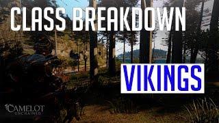 Camelot Unchained - Class Breakdown - VIKINGS