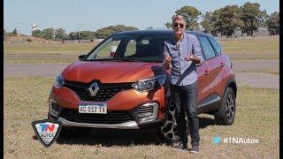 Renault Captur 1.6 CVT - Minitest - Matías Antico - TN Autos