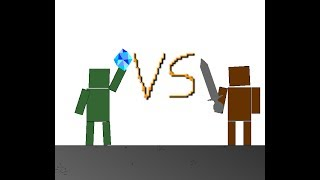 Pixel Animation Fight