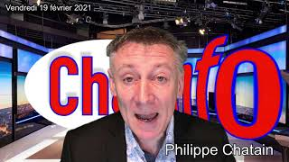 CHAT'INFO de l'imitateur Philippe Chatain