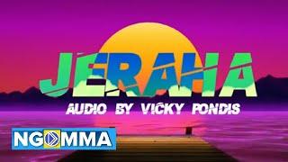 Otile Brown X Jovial - Jeraha (Official Lyrics Video)