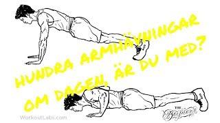 100 pushups challenge