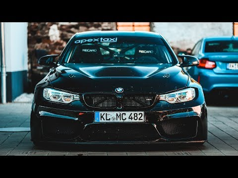 HELLO WIDE-BODY CARBON BMW M4 GT TAXI!