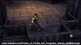 Prince of Persia: The Forgotten Sands Walkthrough - The Fortress Gates