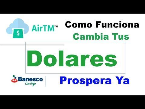 Como  Funciona AirTm, Cambiar Dolares A Bolivares, Enviar, Recibir, Comprar E Intercambiar Monedas
