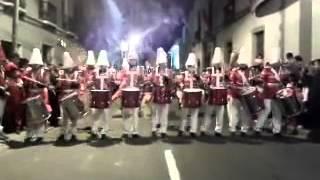 banda de guerra Colegio Nal. Jaime de Zudáñez