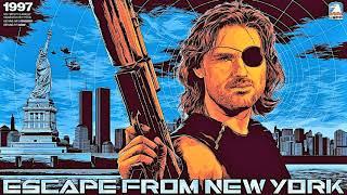 John Carpenter 1997 fuga da New York (full album)