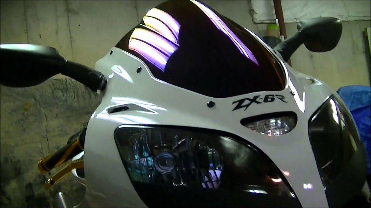 2001 Kawasaki Ninja Zx6r Youtube