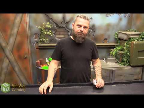 "Awaken Realms ""The Edge"" Board Game Battle Report"