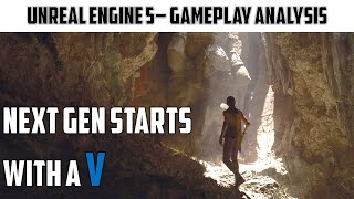 Unreal Engine 5 - A taste of what's to come | Tech Analysis - Let'sTalk